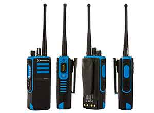 Walkie Talkie MOTOROLA DP4401EX